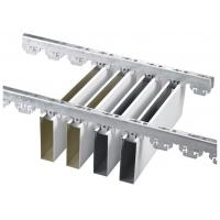 Buy cheap U aluminum Profile Screen Ceiling , Professional Factory For Aluminum Linear Strip Ceiling from wholesalers