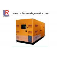Buy cheap 6 Cylinder Silent Diesel Generator Set 350kva Super Silent Gensets from wholesalers