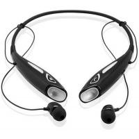 Buy cheap Black / White Neckband In Ear Bluetooth Headset With MP3/SD/DSP/CVC from wholesalers