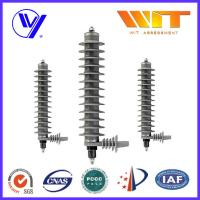 Buy cheap Electrical Safety Gapless Transmission Line Surge Arrester For Buildings , Medium Voltage from wholesalers