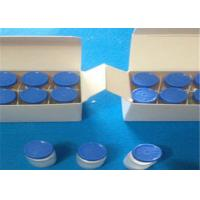 Buy cheap Muscle Peptide Hormones Bodybuilding CJC - 1295 DAC Lyophilized / Peptide Powder from wholesalers