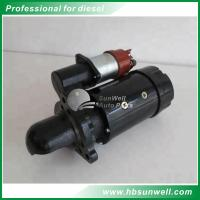 Buy cheap 3415537 Diesel Engine Starter Motor  / Dongfeng 6CT 8.3 Cummins Engine Parts product