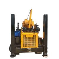 Buy cheap Portable Type Hydraulic Crawler Mounted Drill Rig Machine For Water Well from wholesalers