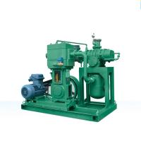 Buy cheap Roots oil-free vertical reciprocating vacuum unit from wholesalers