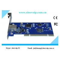 Buy cheap 1 Port PCI Asterisk E1 Card from wholesalers
