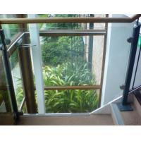 Buy cheap 4mm+6A Double Glazing Insulated Window Glass Rectangle Heat Reflective from wholesalers