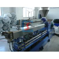 Buy cheap Double Screw Plastic Extruder With Compact Structure And Convenient Operation from wholesalers