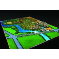 Buy cheap Durable Architectural Model Maker For Island Planning / Mater Land Planning from wholesalers
