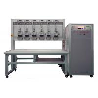 Buy cheap Lab Desktop Single Phase Energy Meter Test Bench ISO Certified from wholesalers