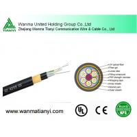 Buy cheap All Dielectric Self-Supporting Aerial Fiber Cable ADSS product