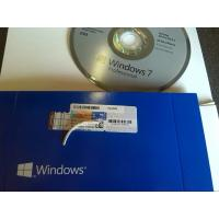 Buy cheap Cheap Win 7 pro oem pack, retail box, DVD+COA sticker X16 oem key oem license from wholesalers