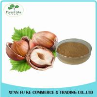 Buy cheap Anti-oxident Product Hazelnut Extract Powder 5:1 - 20:1 from wholesalers