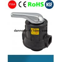 Buy cheap Runxin Multi-way Maunal Filter  Water flow Control Valve for Water Filter F56A product