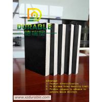 Buy cheap 21MM hardwood core plywood sheet /black film faced plywood /construction concrete formwork from wholesalers