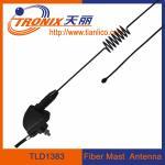 Buy cheap 1.8m fiber mast car antenna/ 1 section mast passive car antenna TLD1383 from wholesalers