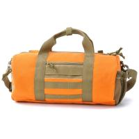 Large Men Travel Duffel Bags Orange Duffel Bags With An Inner Pouch
