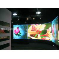 Buy cheap HD P5 Full Color Wireless Indoor LED Video Walls Flexible Installed LED Display Advertising Screen With Light Weight from wholesalers
