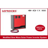 Buy cheap 1-2KVA Modified Sine Wave PWM Solar Energy Inverters for House from wholesalers