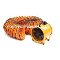 Buy cheap fire retardant pvc ventilation flexible air ducting for fume from wholesalers