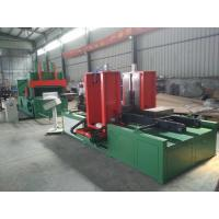 Buy cheap Corrugated Fin Forming Machine 1600mm Corrugated Band Former Transformer Tank Make from wholesalers
