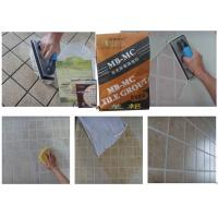 White Waterproof Swimming Pool Tile Adhesive And Grout Cement Based Of Cera