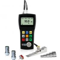 Buy cheap Automatic Self Calibration Non Destructive Testing Equipment TG4000B Ultrasonic Thickness Gauge from wholesalers