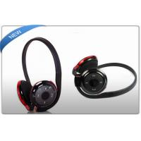 Buy cheap Over Ear 3.5mm audio Headphones / Bluetooth Sport Headphones for Tablet , MP3 , MP4 product