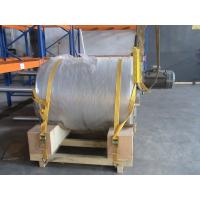 Buy cheap Single Layer Jacketed Stainless Steel Tank Eddy Proof Board Food Sterilization Equipment from wholesalers