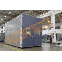 Buy cheap 4590L Walk In Stability Climatic Test Chamber For Defense Industry , Aerospace Industry , Automatic Components from wholesalers