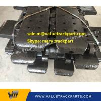 Buy cheap Track Shoe Track Pad Track Plate For Hitachi KH180-3 Cranes from wholesalers