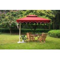 Buy cheap Hanging Banana 3.0M Outside Patio Umbrella Fabric / Leisure Patio Furniture Umbrella from wholesalers