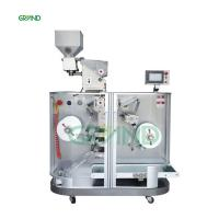 Buy cheap Advanced Auto Pill Strip Packing Machine , Capsule Packaging Machine Large Capacity product