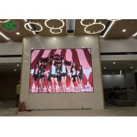 Buy cheap High Defintion RGB LED Display P3 768 X768mm Iron And Steel Cabinet from wholesalers