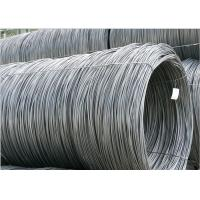Buy cheap High Carbon Steel Wire Roll 19*7 12 mm Steel Wire Rope for Elevator and Lift from wholesalers