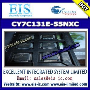 Buy cheap CY7C131E-55NXC - CYPRESS - 1 K / 2 K x 8 Dual-port Static RAM product
