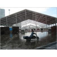 Buy cheap 40x100 M Large Hard Extruded Aluminium Frame Tents Exhibition Marquee Canopy from wholesalers