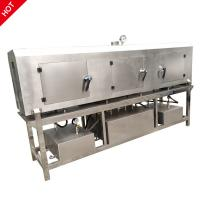 Buy cheap CE Certificate Steam Shrink Tunnel Machine , Heat Tunnel Shrink Wrap Machine from wholesalers