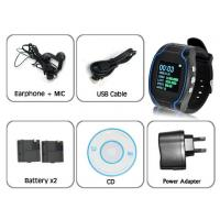 Buy cheap Child GPS Watch Tracker with Geo Fence Function and SOS Support All Four Band from wholesalers