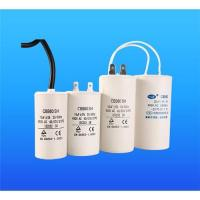 Buy cheap AC Motor Capacitor CBB60,AL/ZN Metalized Film Capacitor,Polypropylene Film Capacitor from wholesalers