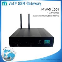 Buy cheap 2 ports ata gsm voip gateway new arrival 2 chanel from wholesalers