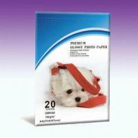 Buy cheap All-in-one Glossy Photo Paper, Suitable for Printers, Compatible with Pigment and Dye Ink from wholesalers