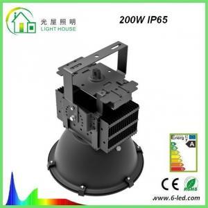 Buy cheap 200 Watt LED High Bay Light AC 85 – 265 V , High Bay Industrial Lighting product