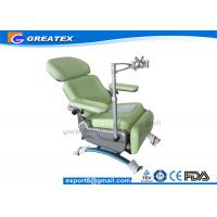 Buy cheap Electric Dialysis Chair , Blood Collection Chair For  Surgical Operation , Operating Blood Draw Chair from wholesalers