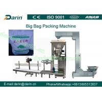 Buy cheap Semi - Automatic Bags Silage Packing Machine , fertilizer rice bagging machine from wholesalers