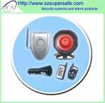 Buy cheap DIY 2 Way Car Alarm System from wholesalers
