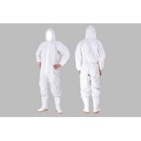 Buy cheap Water Resistant Disposable Isolation Gowns Medical Supplies from wholesalers