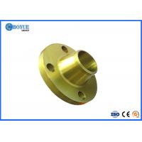 Buy cheap Duplex Stainless Steel Pipe Flange RF FF RTJ Size 1/2 - 4 Corrosion Resistant from wholesalers