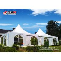 Buy cheap Second Hand White Festival Party Tent 8M X 8M Size TUV Certificated product