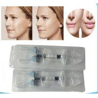 Buy cheap 2ml anti-wrinkle filler HA gel for Competitive price anti-wrinkle sodium hyaluronate gel filler for beauty from wholesalers