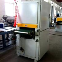 Buy cheap Custom WPC Profile Extrusion Line , Wood Plastic Composite Sanding Brushing Machine from wholesalers